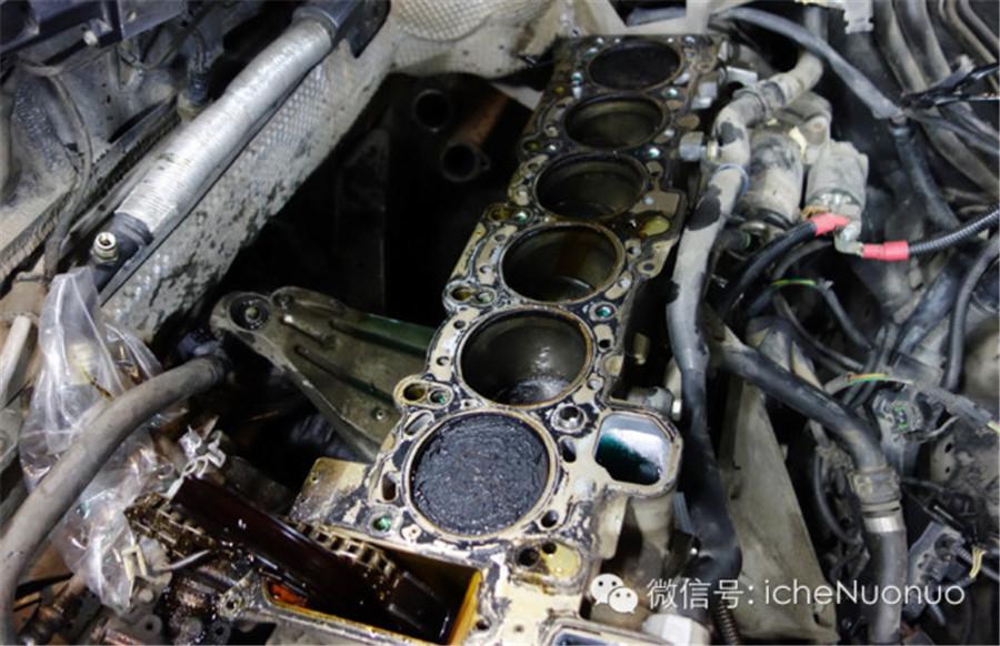 【诺诺修整】宝马m54发动机大修作业(上)