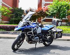 【美容作业】骑士之车—宝马R1200 美容日记