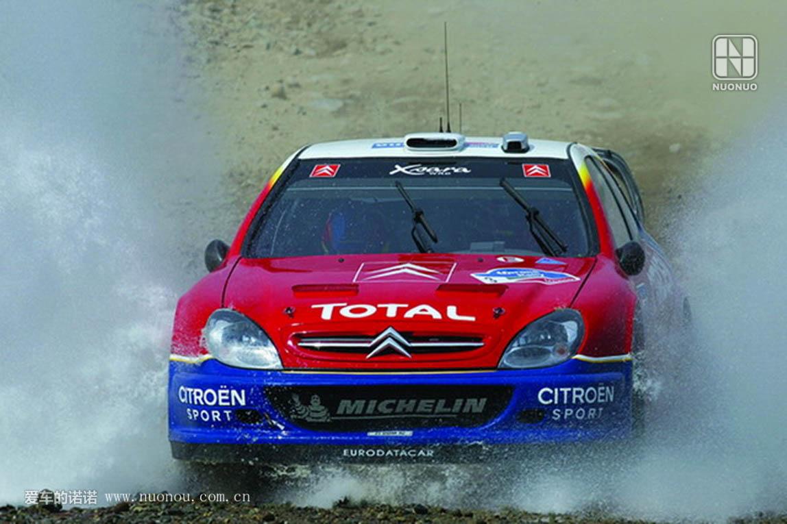 荒郊野外WRC神车突然不能自理?高人教你强势carry!